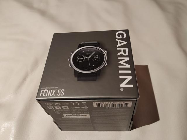 Reloj Garmin Fénix 5S