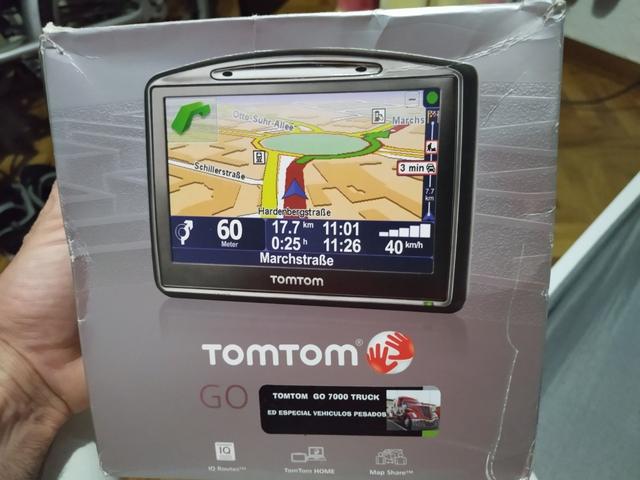 TOMTOM GO 7000 TRUCK - foto 1