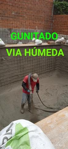 MORTERO GUNITADO VÍA HÚMEDA SALAMANCA - foto 2