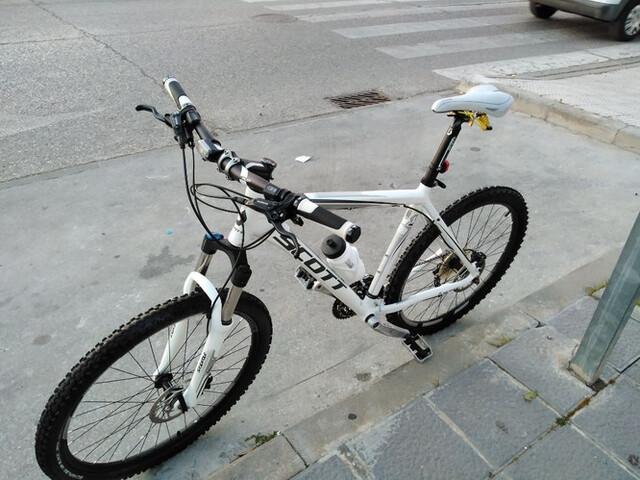 Bici Scott Aspect 20