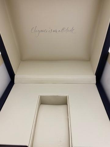 Caja Longines Completa Y Perfecta