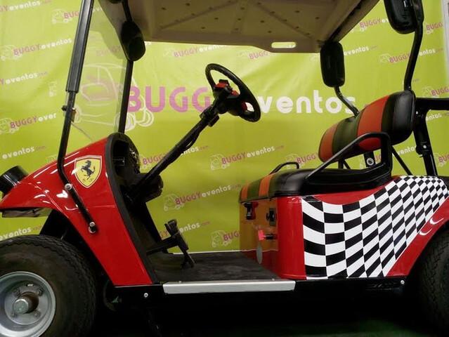 Venta, Alquiler Y Recambios Buggy Golf