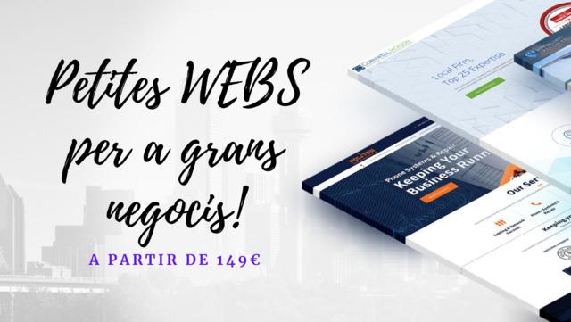 PETITES GRANS WEBS 149 - foto 1