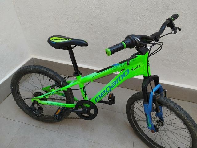 "Bicicleta Megamo 20\"""