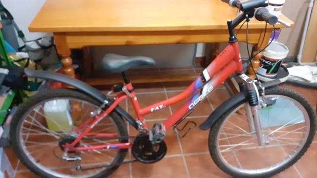 Bicicleta,  Niñas - Marca Agece 24