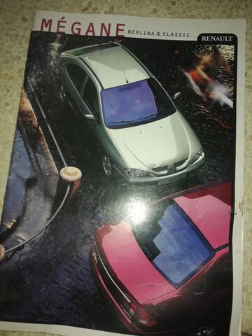 Catálogo Renault Megane