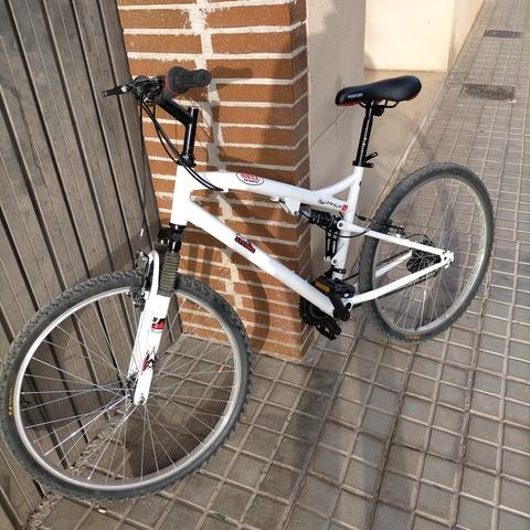 """Bicicleta De Montaña 26\"""""""