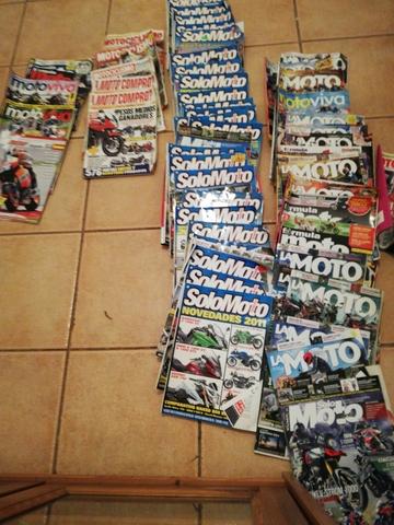 Revistas De Motos
