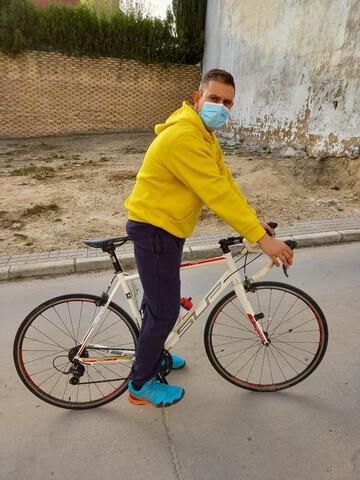 Vendo Bicicleta Carretera O Cambio X Mtb
