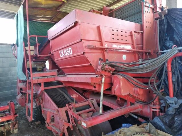 COSECHADORA DE PATATAS GRIMME R650 - foto 2
