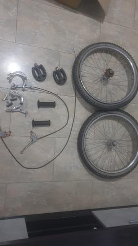 Despiece Bh Bicicross