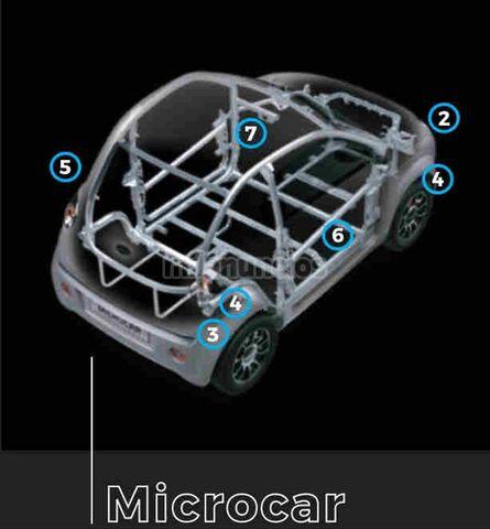 MICROCAR - MGO6X DCI CLIM - foto 9