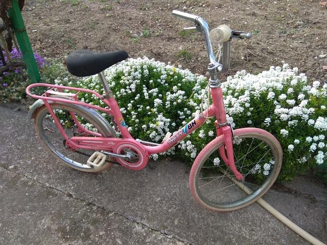 Bici Bh Happy Rosa