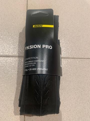 Cubierta Mavic Yksion Pro