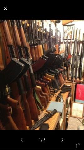 Compro Todo Tipo De Armas Antiguas