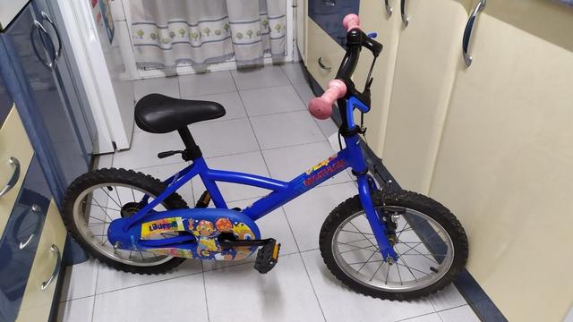 """Bicicleta De 16\"""" En Perfecto Estado"""