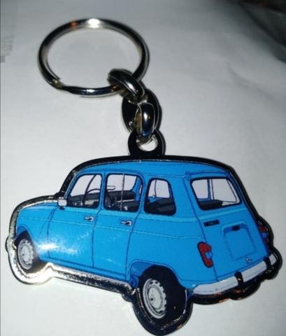 Llavero Renault 4
