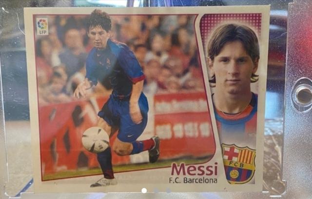 Compro Cromos Leo Messi 2004 - 2020