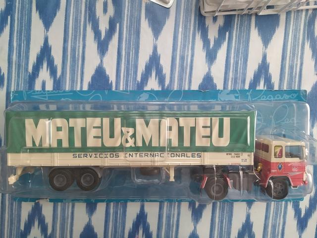 Pegaso Mateu Colección Salvat