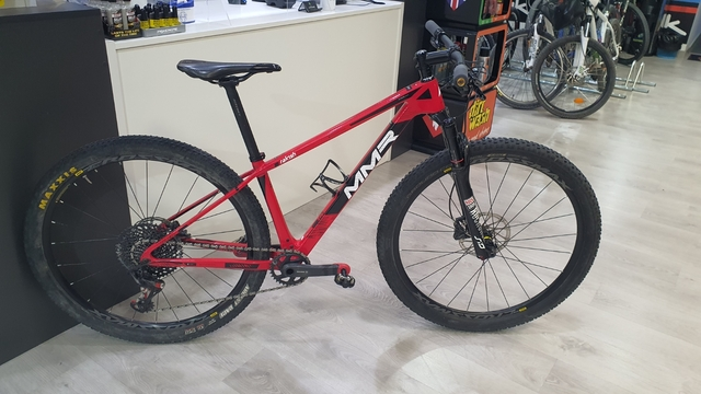 "Bicicleta Carbono 29\"""