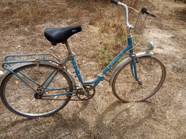 Vendo Bicicleta Clásica Bh A Restaurar.