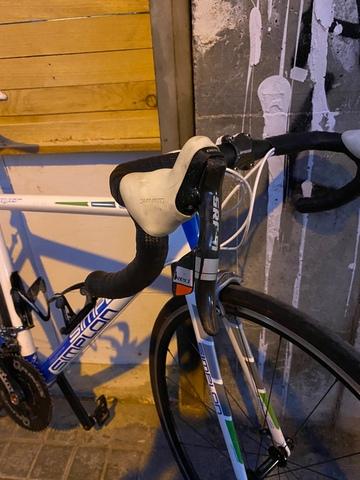 Vendo Bici Simplon