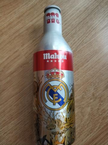 Botella Metálica Real Madrid