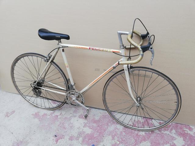 Bicicleta Peugeot Llanta 700 Original