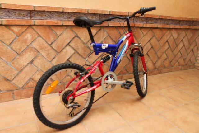 Bicicleta 20 Pulgadas