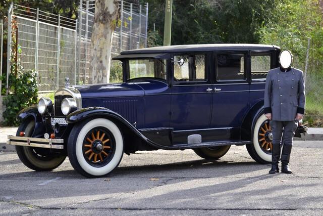 CADILLAC 1926 - 314 BROUGHAM - foto 1