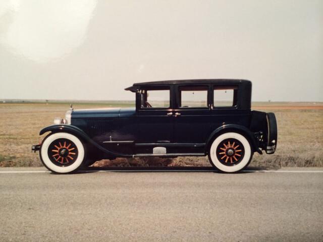 CADILLAC 1926 - 314 BROUGHAM - foto 2