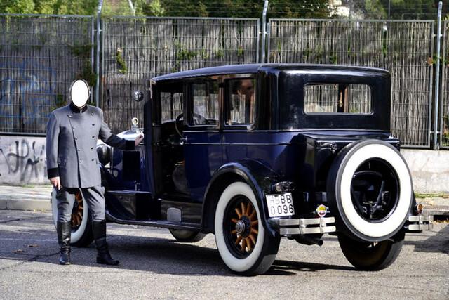 CADILLAC 1926 - 314 BROUGHAM - foto 4