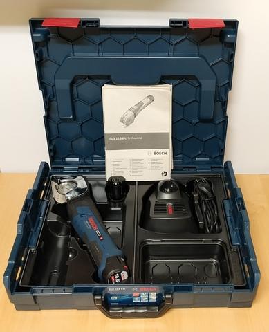 Cizalla Bosch Gus 10, 8 V-Li Professional