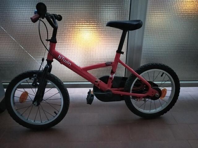Bici Para Niño 5 A 9 Años