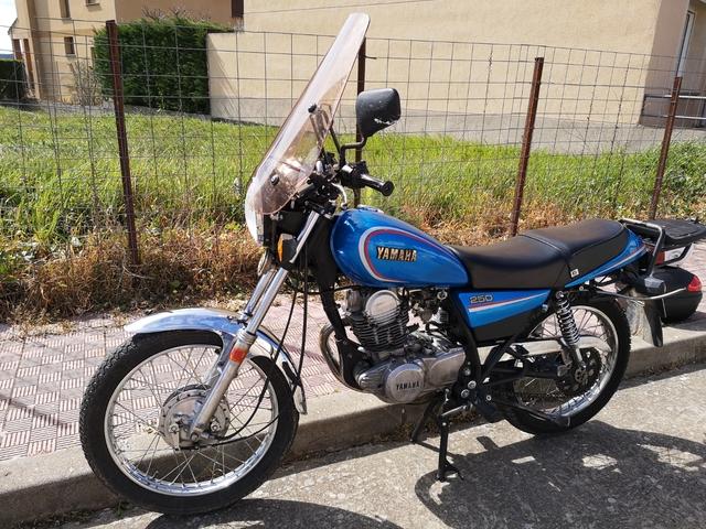 YAMAHA - SR 250 CLASICA - foto 1