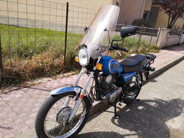 YAMAHA - SR 250 CLASICA - foto 4