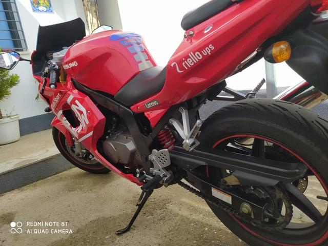 HYOSUNG - GT250R - foto 4