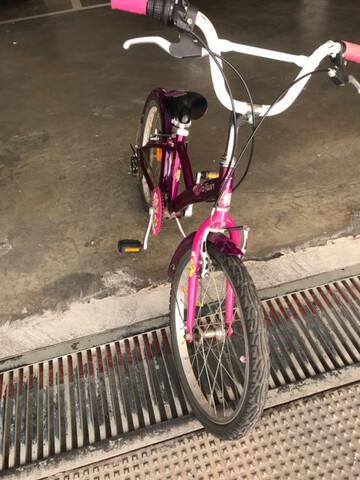 Bicicleta Paseo Niños