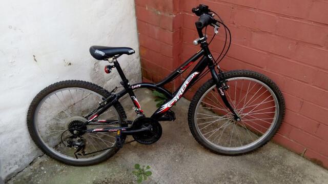 """Bicicleta De Montaña De Niño 24"""""""