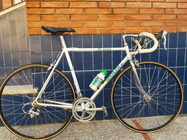 Bicicleta Clásica Marca Zeus Modelo 5004