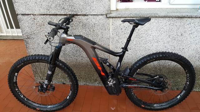 Vendo Bicicleta De Montaña Eléctrica Bh