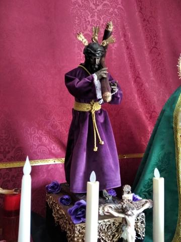 Cristo De Los Gitanos De Sevilla