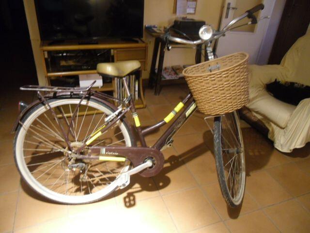 Bicicleta  Monty Vintage