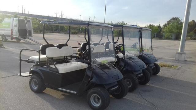 Bodas Fincas Golf Buggy Alquiler