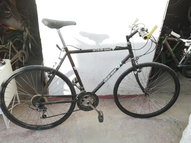 Bicicleta Llanta 26 Ruedas Carretera