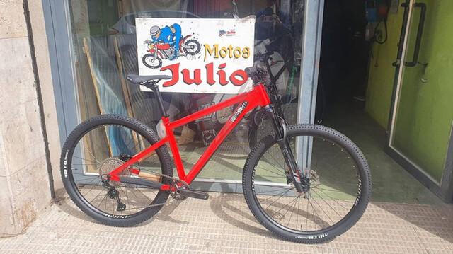 Se Vende Bicicleta Aluminio 29