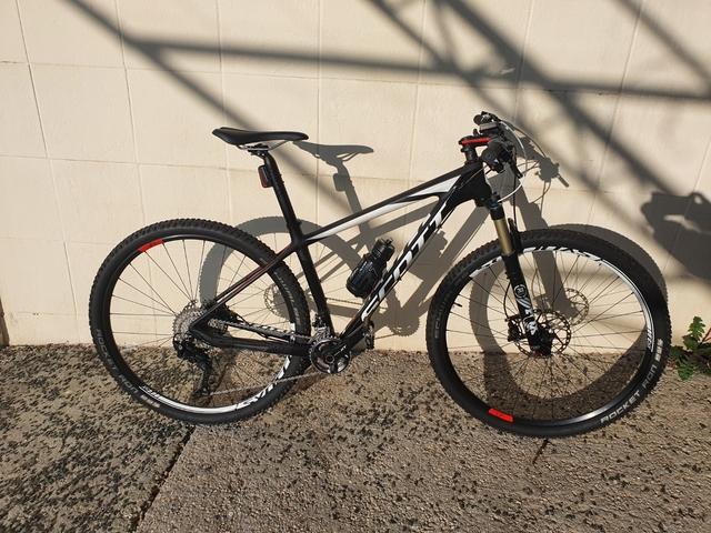 Bicicleta Scott 910
