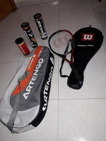 Equipo Para Jugar Al Tenis
