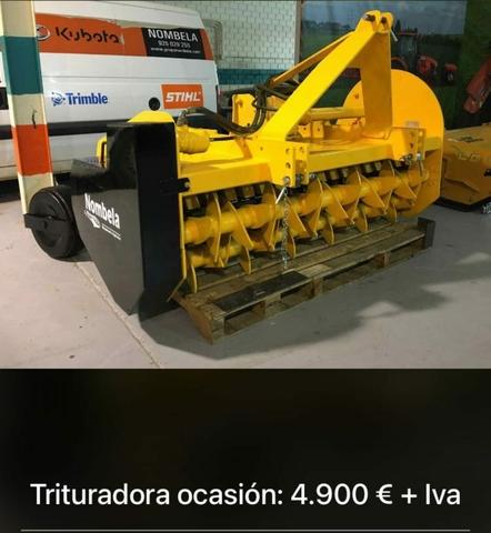 TRITURADORA VENTURA TAV180 - foto 1