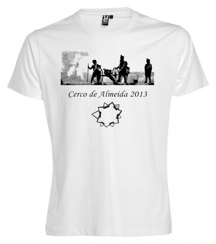 Camiseta Conmemorativa Del Cerco De Alme
